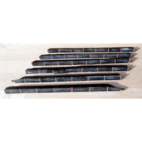 Platform edge, wooden - [SP9-0201]