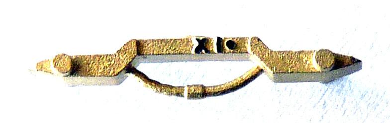 Coupling bar 11,5 mm - [SP9-0613]