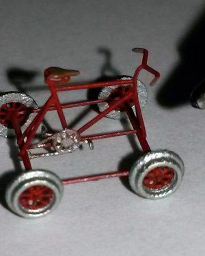 Track motor car - [11101-RO]