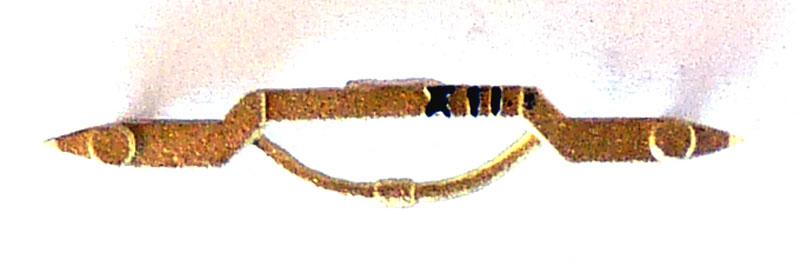 Coupling bar 12,0 mm - [SP9-0612]