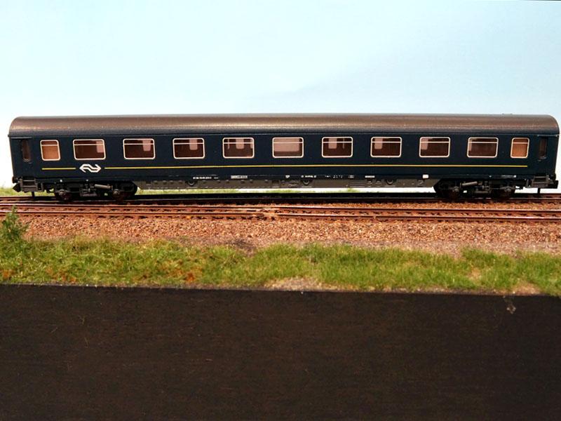 Personenwagen der NS Avmz - [12001]