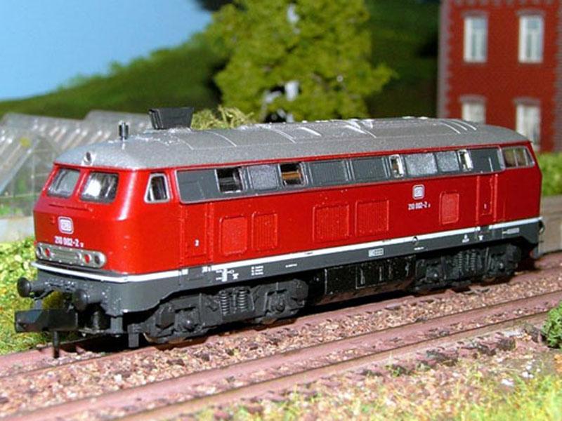Chimney for Fleischmann loco class 210 - [13001]