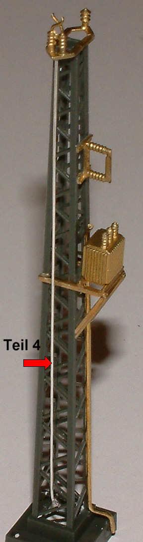 Transformer pole mount - [13011]
