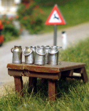 Milk churn (20 liters), N - [13031]