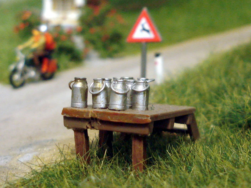 Milk churn (20 liters), TT - [33031]