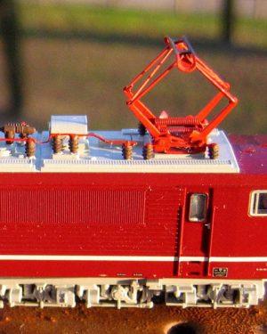 Isolator for DR lokomotives - [13034]