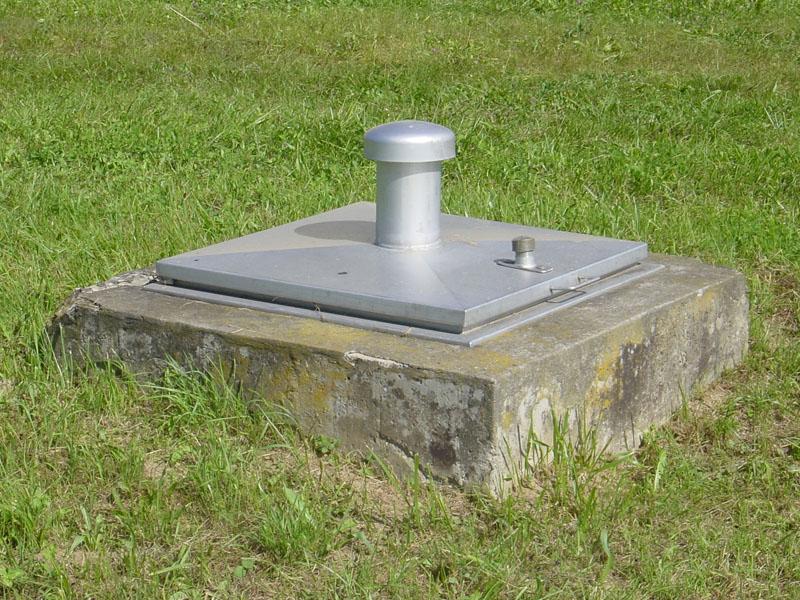 Manhole cover square - [13108]