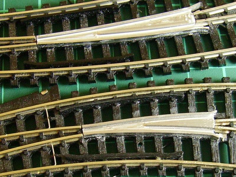 Elektrofrog Trix/Roco curved - [13112-R]