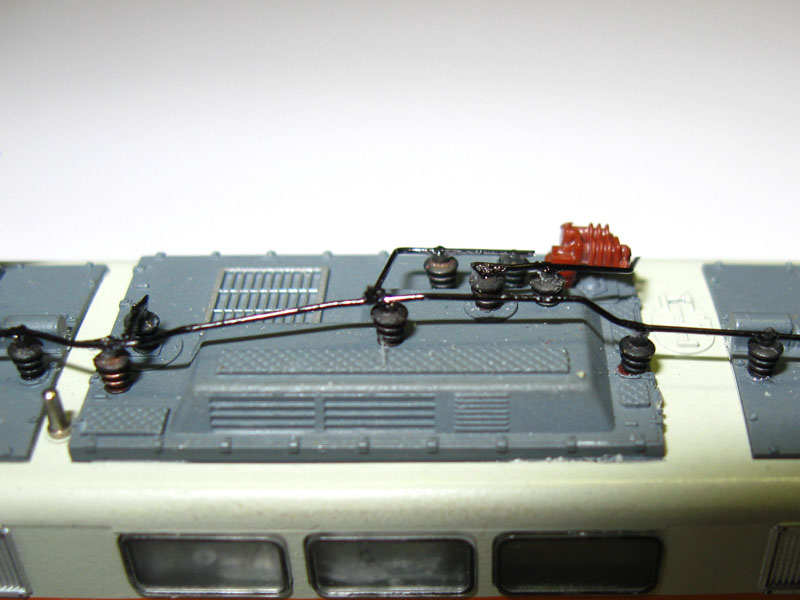Isolator for DB lokomotives - [13141]