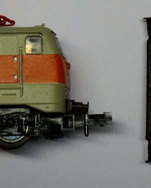Bumpers for Trix Locomotives - [13143]