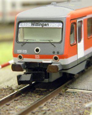Bumper for VT628 - [13145]