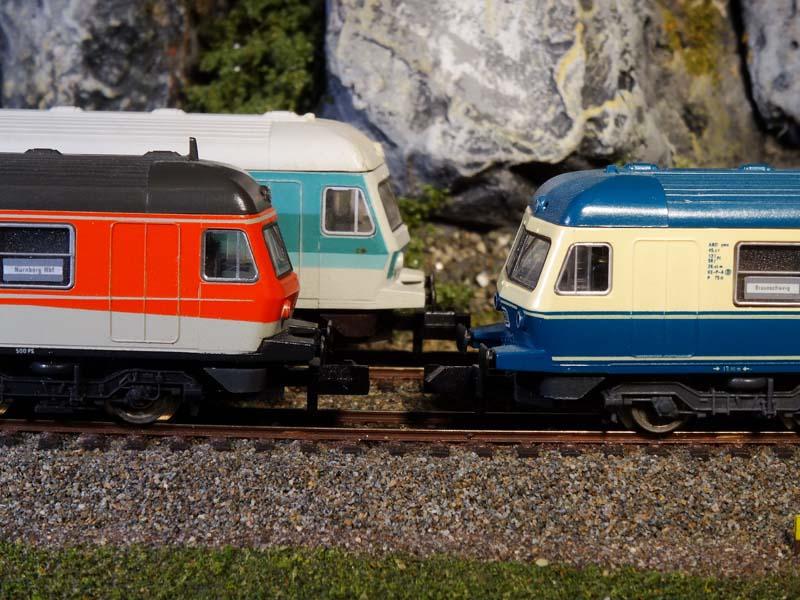Bumper for Fleischmann VT614 - [13148]