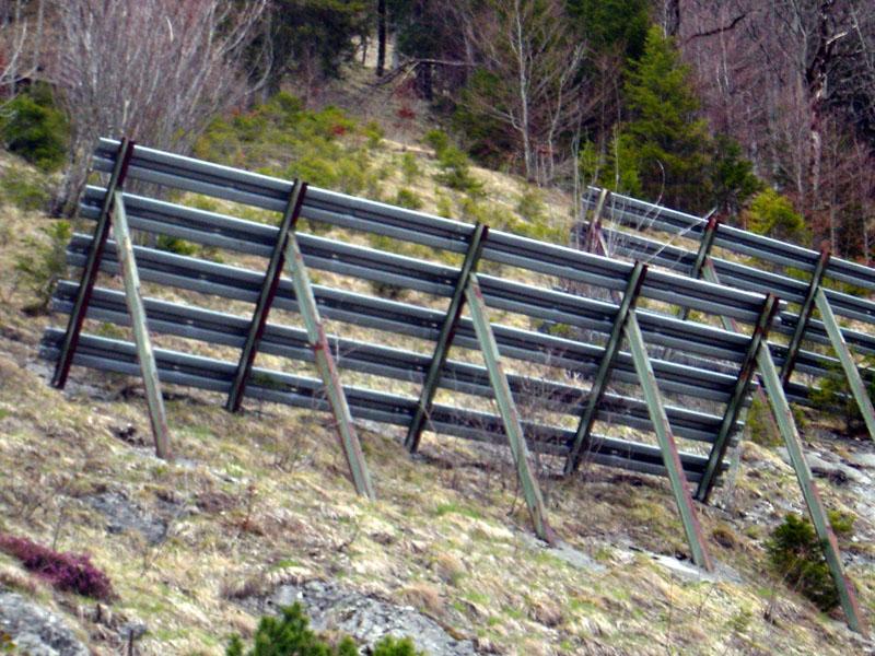 """Avalanchefence Typ """"Sylvenstein"""" - [13201]"""