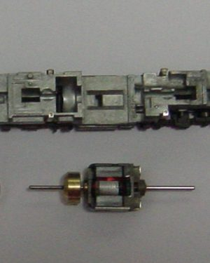 Flywheel Fleischmann ICE 3 and BR 218 - [14004]