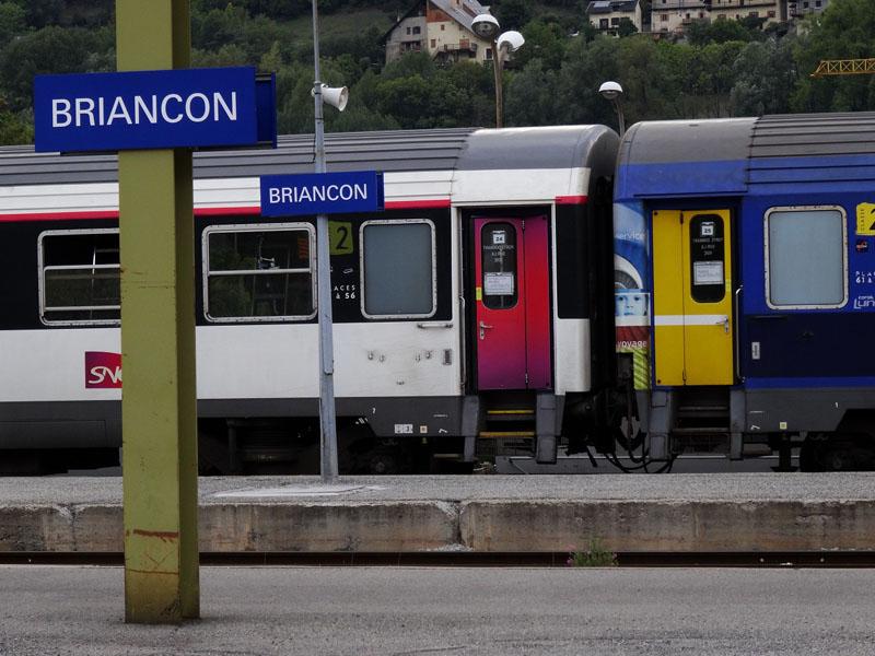 Folding steps SNCF - [15042]