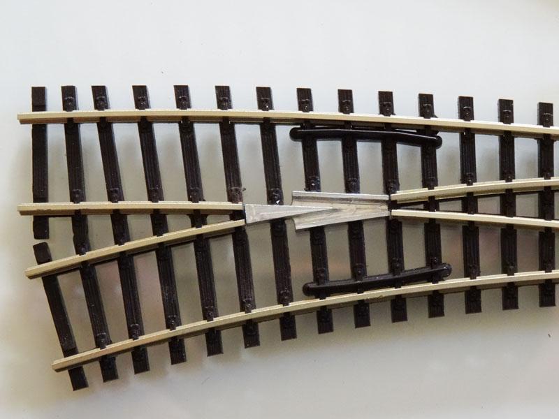 Elektrofrog for Tillig switch - [33112-L]