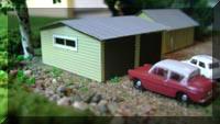 Double garage - [4006]