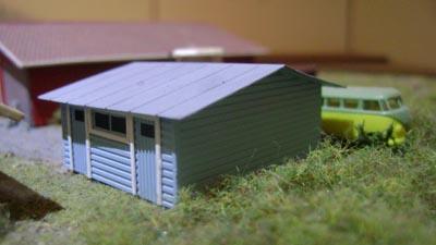 Outbuilding 1 - [4007]