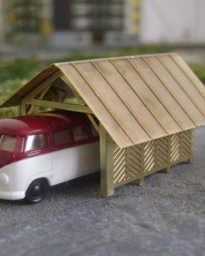 Car port - [4028]