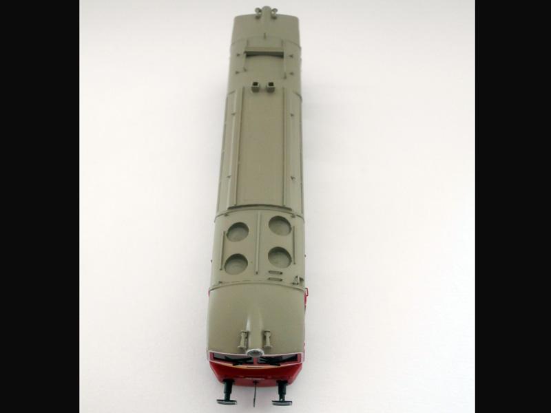 Diesel locomotive CD 753 - [11011]