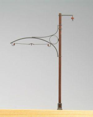Wooden pylon - [9807]