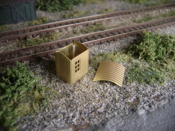Railway Building 1 - [4044]